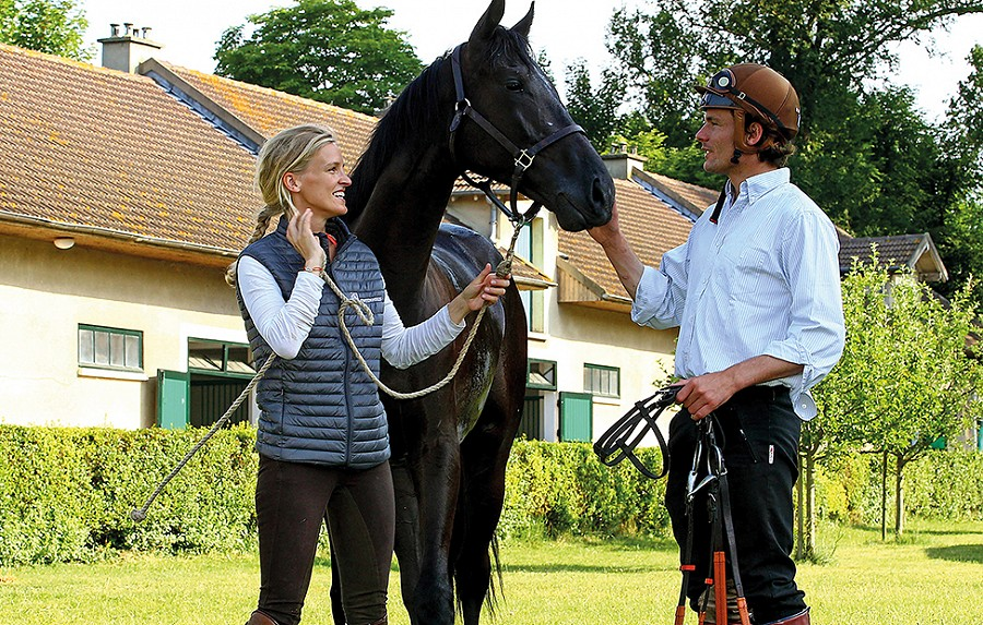Yorton enjoying association with rising French trainer David Cottin - By Emma Berry